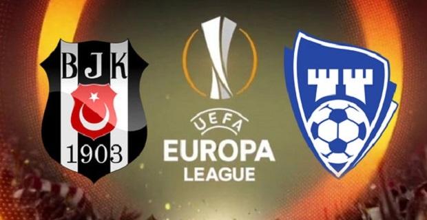 Sarpsborg Beşiktaş maçı canlı yayın bilgileri