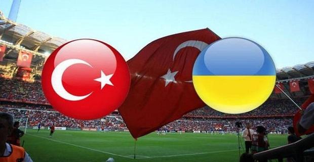 Türkiye Ukrayna maçı canlı yayın bilgileri