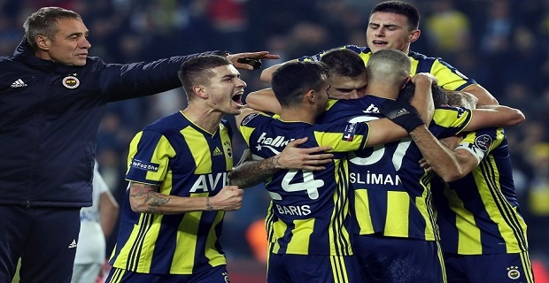 Fenerbahçe - Erzurumspor maçı canlı yayın bilgileri
