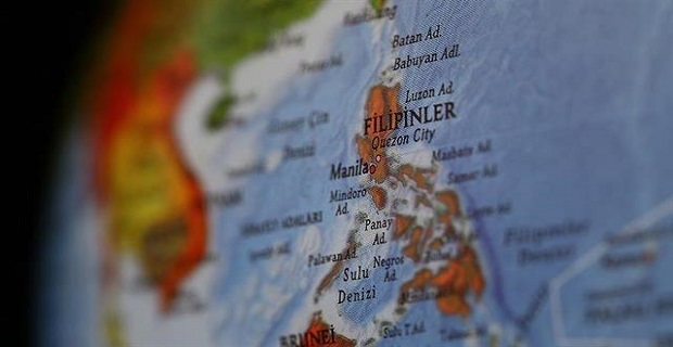 Filipinler'in güneyinde 7 şiddetinde deprem