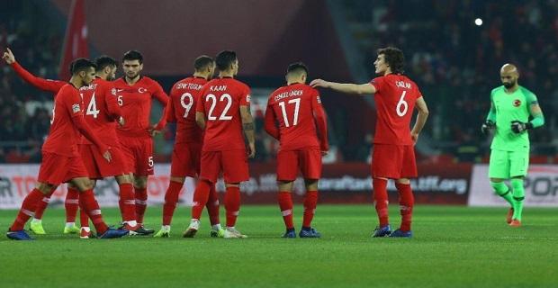 Türkiye'nin Euro 2020 elemelerindeki rakipleri