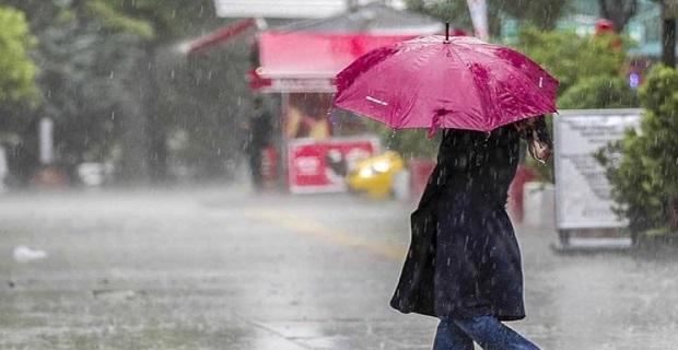 Dikkat, hava sıcaklıkları düşüyor yağış kapıda