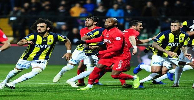 Fenerbahçe Ümraniyespor maçı canlı yayın bilgileri