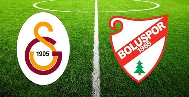 Galatasaray Boluspor kupa maçı canlı yayın bilgileri