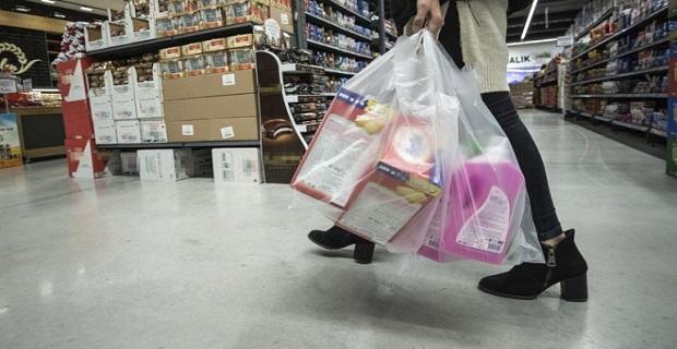 Poşet kullanımı yüzde 50 oranında azaldı