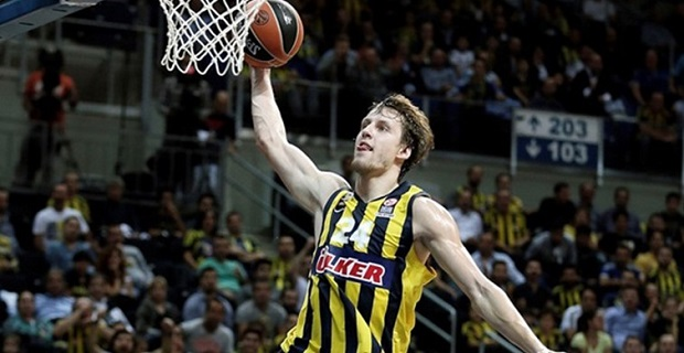 Fenerbahçe Beko, Jan Vesely ile sözleşme tazeledi