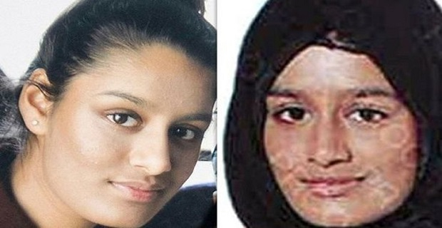 İngiltere, IŞİD'e katılan kadını vatandaşlıktan çıkarıyor