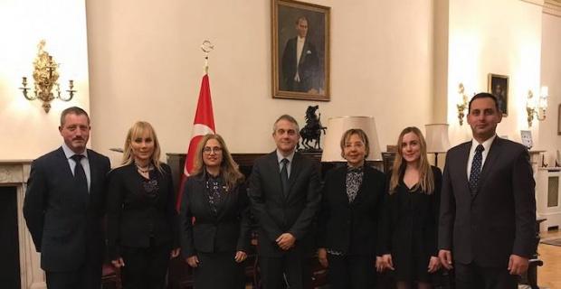 İngiltere Kıbrıs Türk Dernekleri Konseyi Olağan Genel Kurul Toplantısı