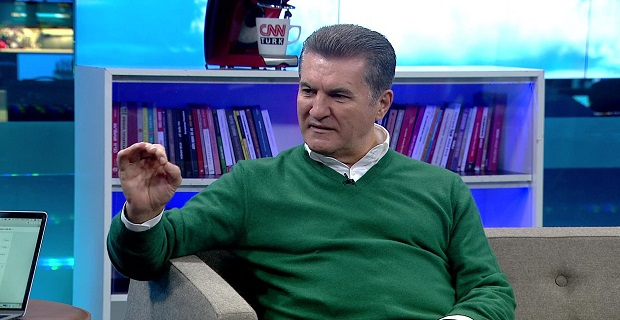 Mustafa Sarıgül'den CHP'den istifa sürecine ilişkin açıklamalar