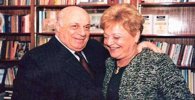 Rauf Denktaş'ın eşi Aydın Denktaş vefat etti