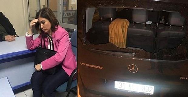 CHP'li başkan adayının eşine sopalı saldırı