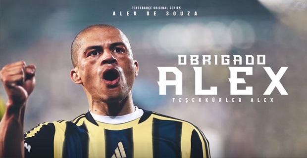 'Obrigado Alex' kısa filminin ilk bölümü yayınlandı