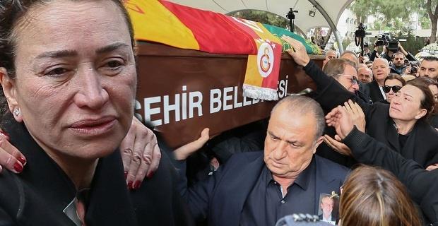 Zafer Çika'nın cenazesinde şok eden görüntüler