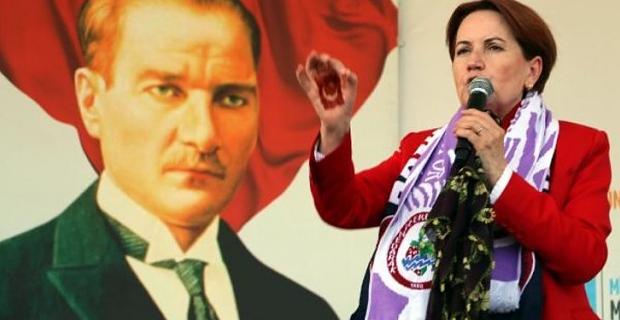 İYİ Parti Genel Başkanı Meral Akşener, Seçimi şaibeli hale getiren YSK'dır