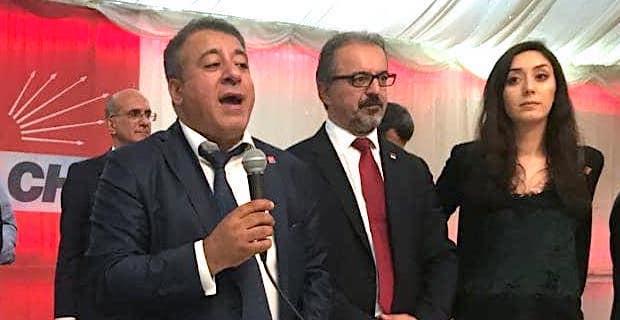 Kazım Gül, CHP İngiltere Başkanı seçildi