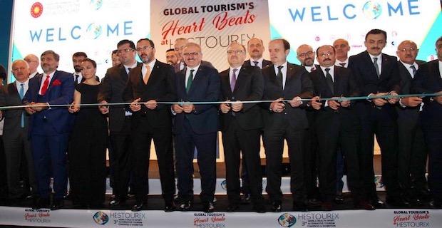 Sağlık, Spor ve Alternatif Turizmin En Büyük B2B Platformu HESTOUREX Antalya'da Yapıldı