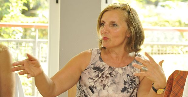 Hamburg Milletvekili Güngör Yılmaz'ın Çaylı Sohbet Toplantısı