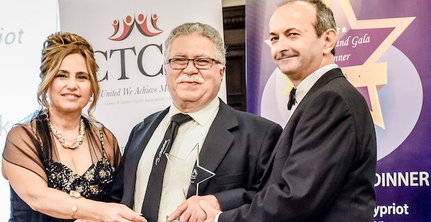 İngiltere Kıbrıs Türk Dernekleri Konseyi Britanya'daki başarılı Kıbrıslı Türkleri ödüllendirecek