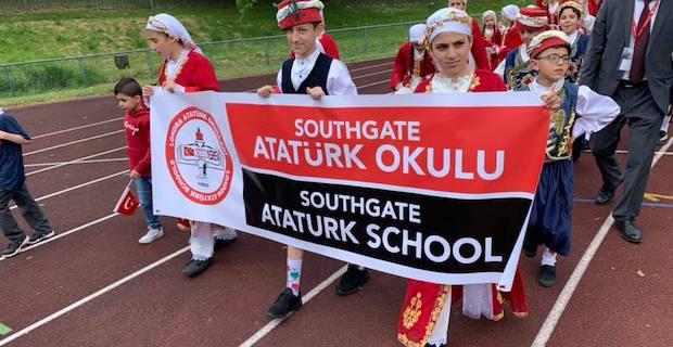 Haydi Londra Atatürk Okullarına