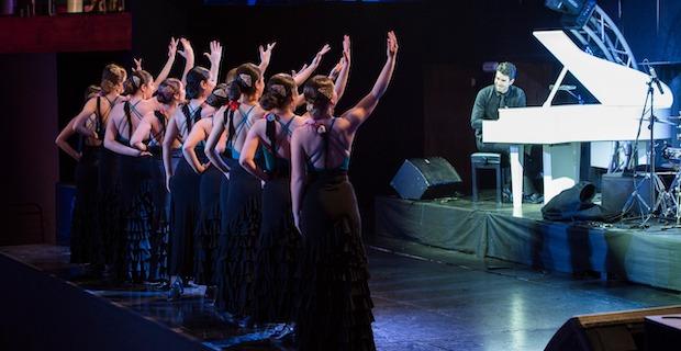 Diego Valdivia'nın Pianosundan Flamenko Melodileri