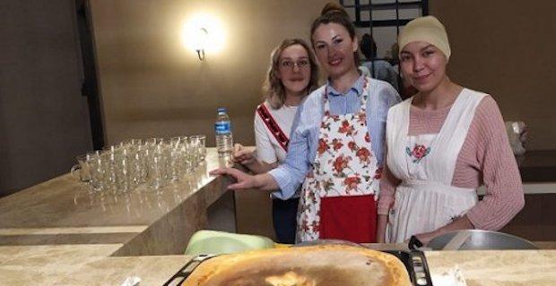 'Tatarlar, Türkiye'de ulusal bir mutfak sunumu düzenledi'