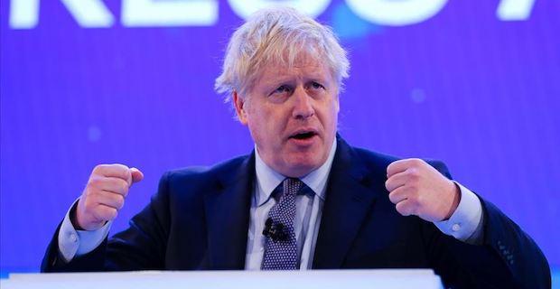İngiliz iş dünyası 'Johnson'ın zaferini' olumlu karşıladı