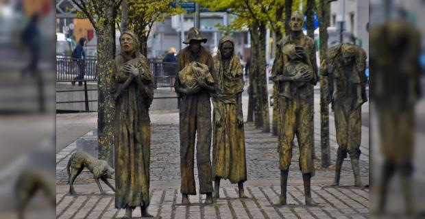 İrlandalılar, atalarının kaderini değiştiren Türkleri unutmadı