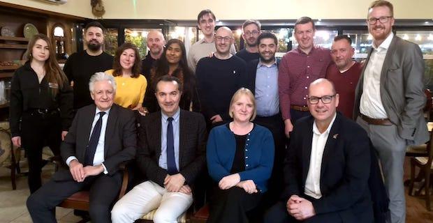 Sekizinci Britanya Kebab Ödüllerinde finalistler açıklandı