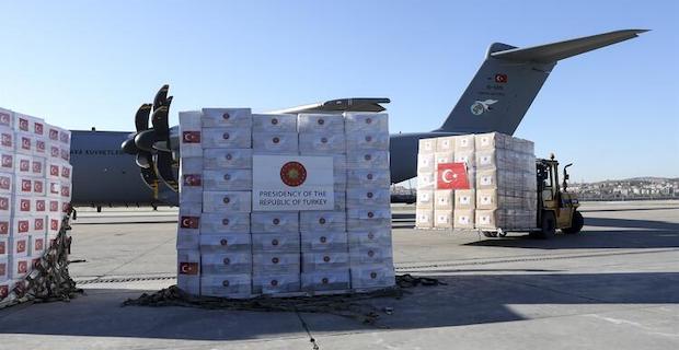 Ermenistan ve İsrail Türkiye'den yardım istedi