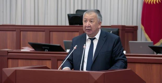 Kırgızistan'da yeni hükümet kuruldu