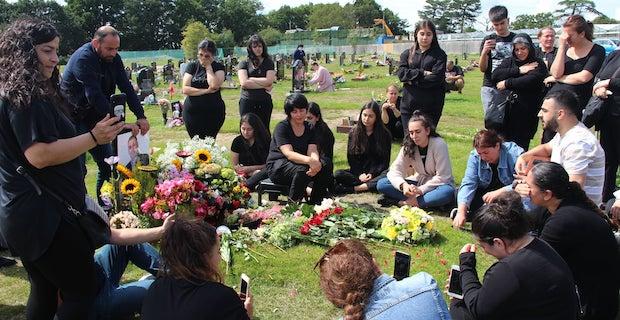 İngiltere Alevi Kültür Merkezi ve Cemevi: Tugay Hurman Başkana Sevgi ve Özlemle