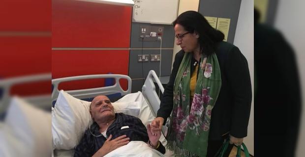 KKTC Londra Büyükelçisinden Kubilay Ali için vefat vebaşssağlığı iletisi