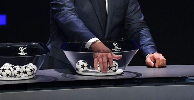 UEFA Şampiyonlar Ligi'nde çeyrek ve yarı final eşleşmeleri belirlendi