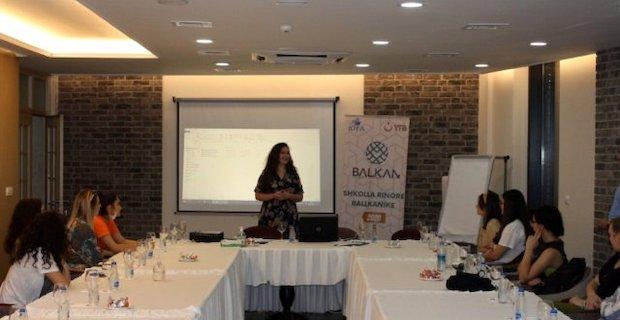 Balkan Gençlik Okulu'nda Yeniden Ders Zili Çaldı