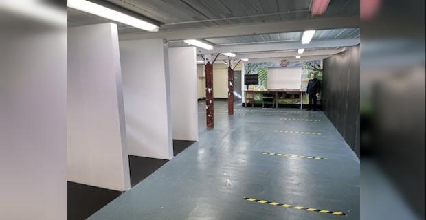 Enfield BAF Genel Merkezi Covid-19 Test Merkezi Oluyor