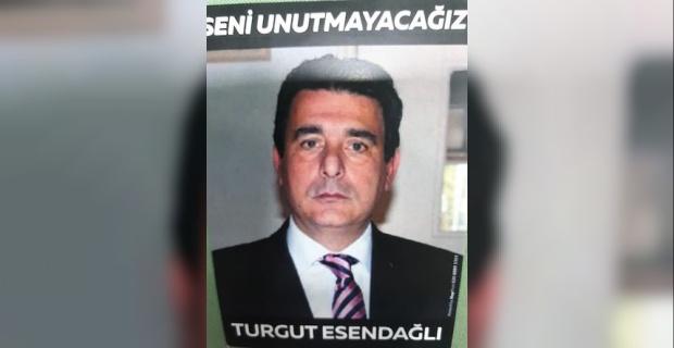 Efsane başkan Turgut Esendağlı'ya Dumlupınar Yeni Malatyaspor'dan anma