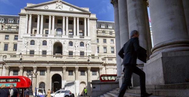 İngiltere Merkez Bankası Başkanı Bailey'den 'ekonomik toparlanma' beklentisi