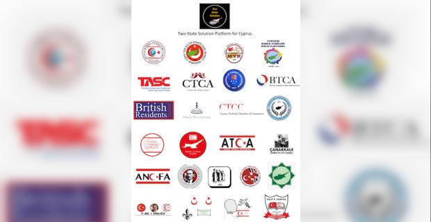 Kıbrıs'ta İki Devletli Çözüm Platformu, Kıbrıs Türk halkının hakları gözardı edilemeyecektir