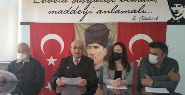 Milli Demokratik Devrim Hareketi: insanlığın tarihi yürüyüşünde en ön saflarda yerini alacak olan Büyük Türk Milleti'ne!