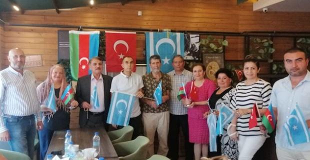 Azerbaycan Silahlı Kuvvetler Günü ve Karabağ Zaferi Kutlandı