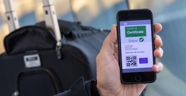 Dijital Kovid Sertifikasının kullanım onayını Avrupa Parlamentosu verdi ! İşte başlama tarihi ve geçerli ülkeler