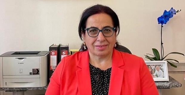 Kuzey Kıbrıs Türk Cumhuriyeti Londra Büyükelçi Oya Tuncalı veda Londra'ya ediyor
