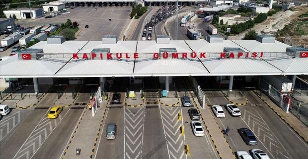 Bayram yurt dışındaki vatandaşların ana vatan Türkiye'ye geliş sürecine denk düştü