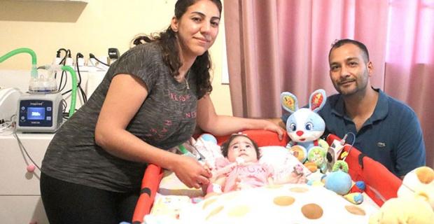 Dokuz Aylık SMA Tip 1 Hastası Küçük Asya'nın annesi Güler Polatlı'nın çığlığı