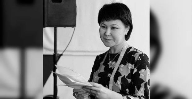 Kazakistan'ın aydınlarından siyasetçi psikolog sosyolog Ainur Sydykova vefat etti
