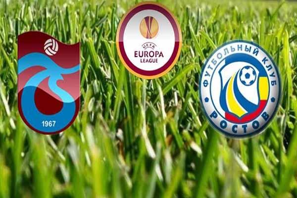 Trabzonspor Rostov rövanş maçı ne zaman, saat kaçta, hangi kanalda