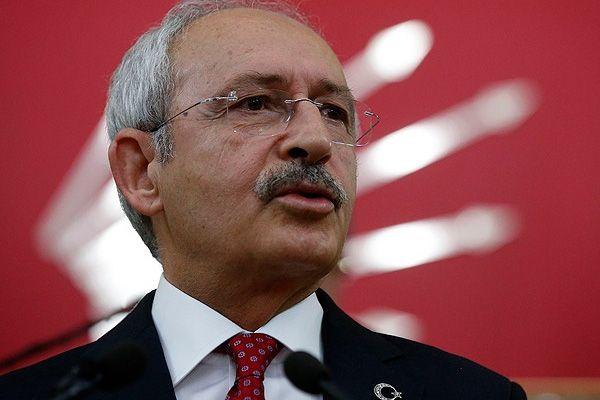 CHP lideri Kılıçdaroğlu'ndan 'HDP'ye yönelik operasyon hakkında açıklama