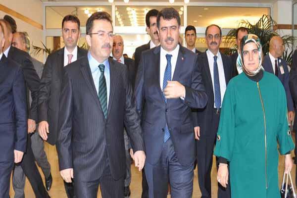 Yeni Vali Vasip Şahin İstanbul'a geldi
