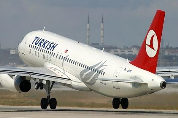THY uçağında 'çantamda bomba var' diyen kişi gözaltına alındı
