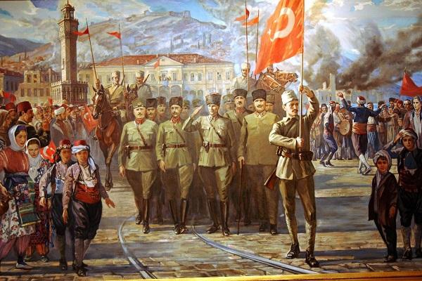 Londra'da Türkiye Cumhuriyeti'nin 90. kuruluş yıldönümü kutlaması